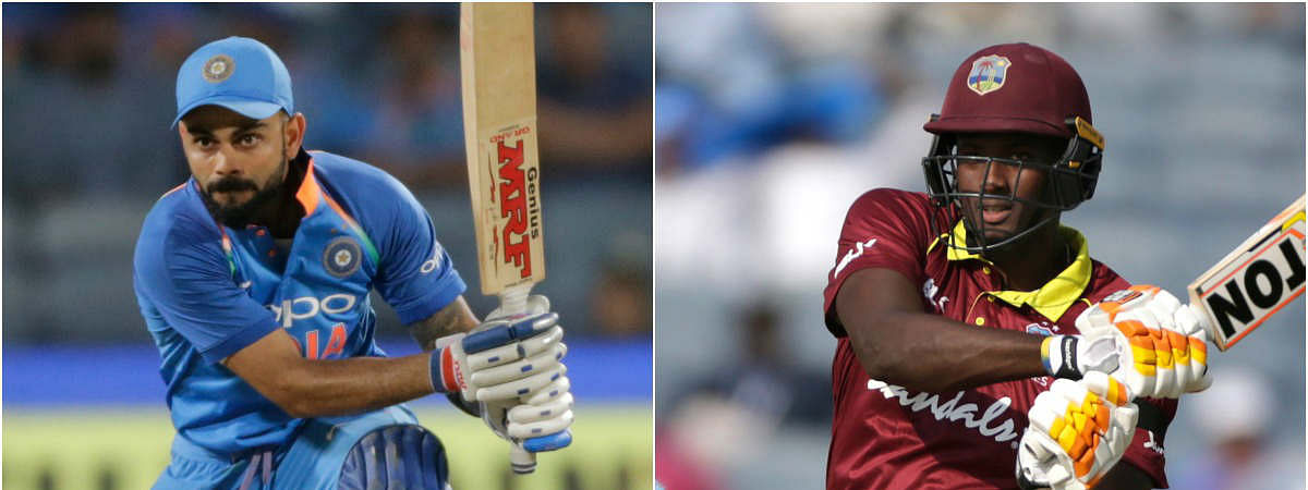 India aims to continue their winning streak against West Indies