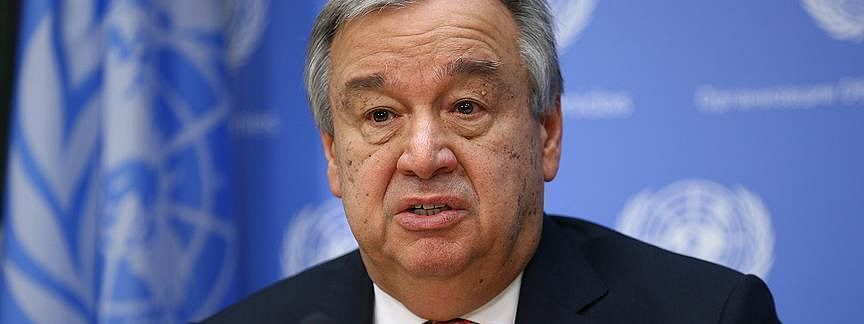 Guterres appeals to G20 leaders for stronger commitment to climate action, economic cooperation