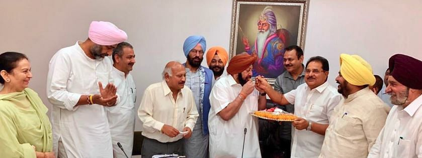 Amarinder forms 8 groups to review flagship govt schemes