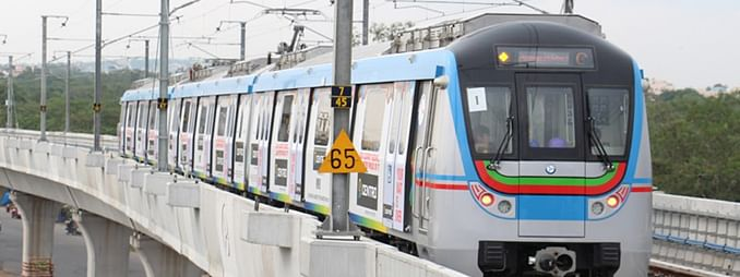 Hyderabad airport metro rail may take 3 years, says official