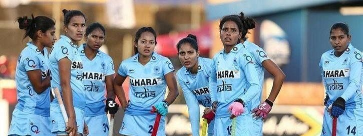 Indian hockey team leaves for FIH Women's Series Finals, eyes Olympic berth