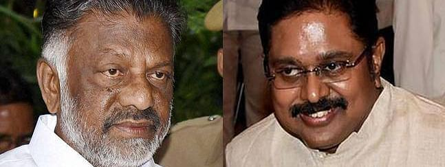 Revolt against OPS in AIADMK