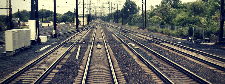 Three youths, out to defecate, ran over by train in UP