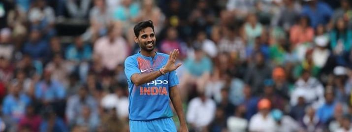 Hamstring injury to keep Bhuvi out for 2-3 games in WC