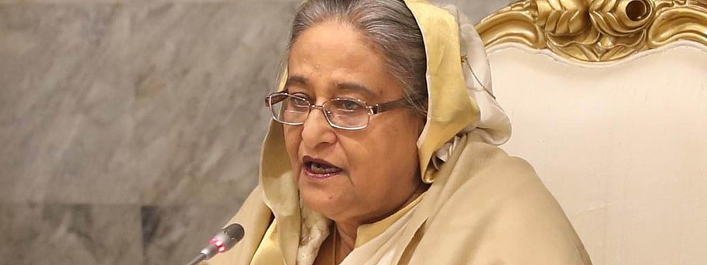 Bangladesh PM seeks OIC support for Rohingyas