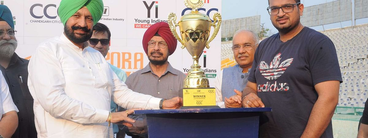CII-Yi crowned as champion of Corporate Premier League
