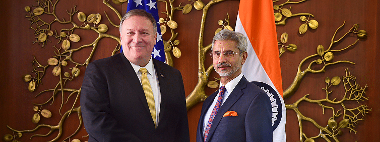 Pompeo calls Iran as a 'terror sponsor' in presence of EAM