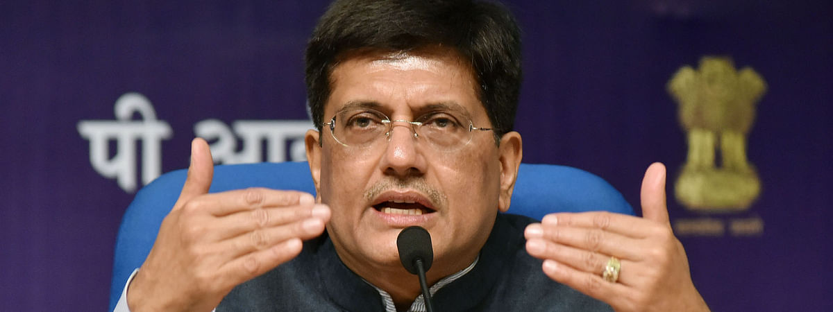 Train escorting parties told to be extra vigilant with woman travelling alone: Piyush Goyal