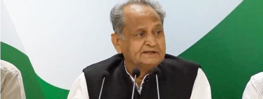 Gehlot urges Centre to give special exemption to MSMEs