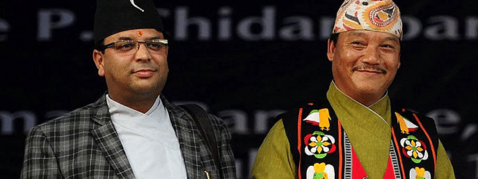 GJM leaders Bimal Gurung and Roshan Giri are proclaimed offenders by a court order says police