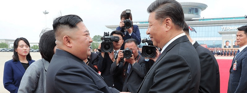 Kim, Xi reach consensus on important issues, agree to grow ties whatever external situation: Reports