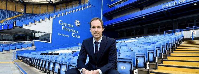 Petr Cech returns to Chelsea in technical role