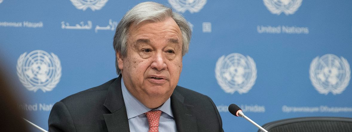 Guterres encourages Mauritanians to vote in historic poll