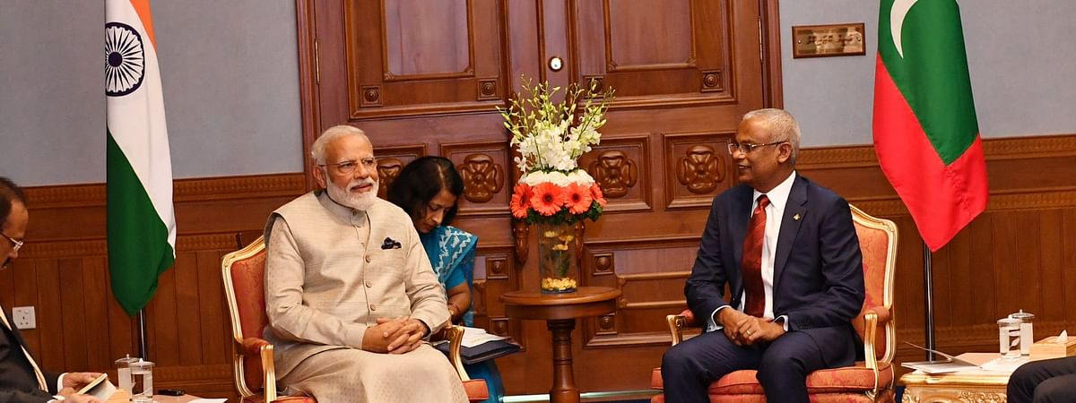 India, Maldives ties scale new highs