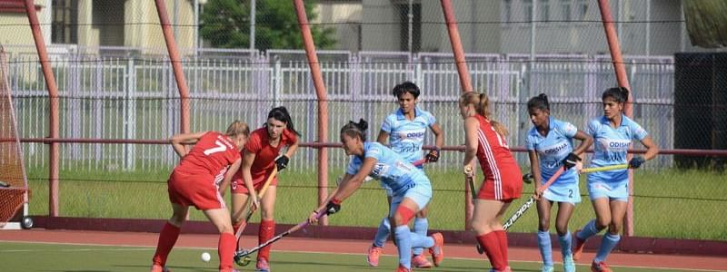 India Jr colts draw 1-1 with Belarus Sr