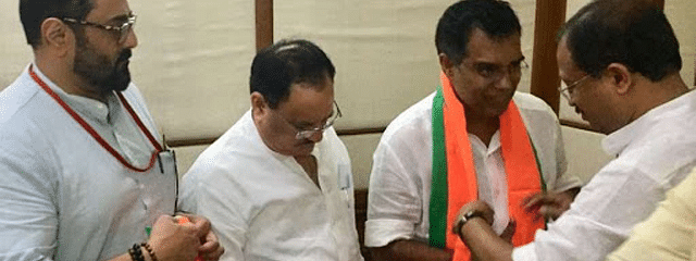 Abdullakutty joins BJP, claims to be 'national Muslim'