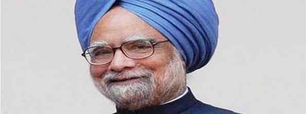 Manmohan holds meeting with Cong CMs to discuss agenda for NITI Aayog meet