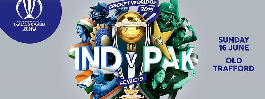 India-Pak CWC'19 match becomes most tweeted ODI