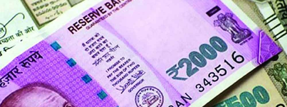 Rupee rises by 21 paise against USD