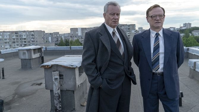 """CHERNOBYL : In The League of """"Schindler's List"""" for Television"""