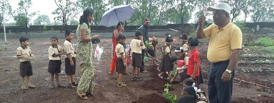 1.5 crore saplings to be planted in 15 days in Bihar
