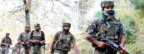Security Forces launch search operations in Kupwara