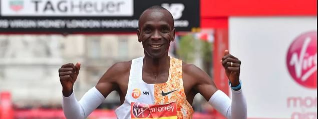 Olympic champ Kipchoge to run in Vienna for The INEOS 1:59 Challenge
