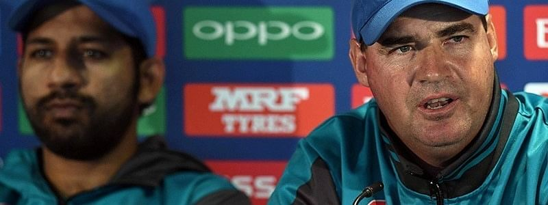 'We will dust ourselves off and come back strong' : Mickey Arthur