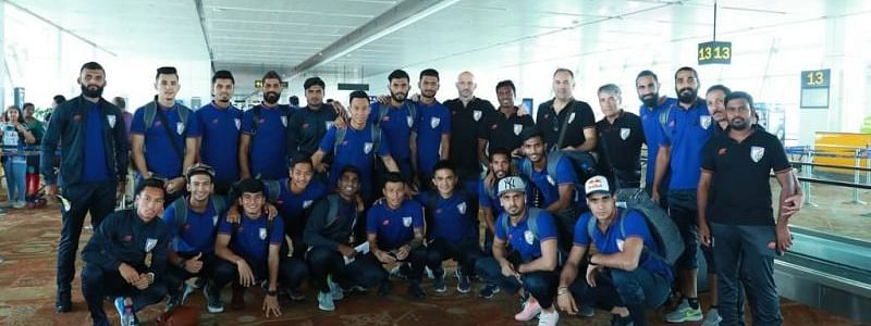 Six new faces; Blue Tigers leave for Kings Cup
