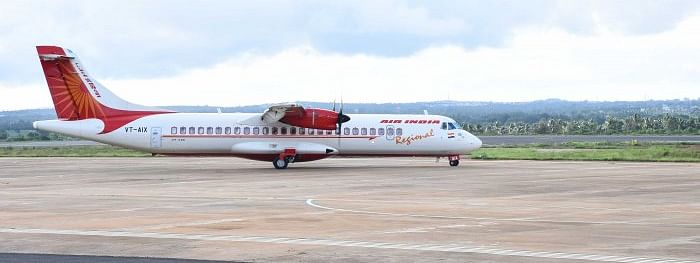 Mysuru-Bengaluru flight service takes off