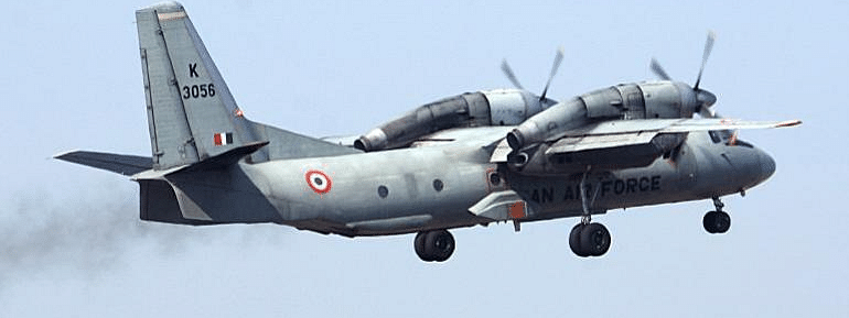Day 6 : No trace of missing AN-32 aircraft, search continues