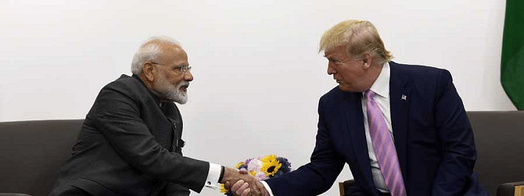 Modi did not discuss S-400 deal with Trump on sidelines of G20 Summit