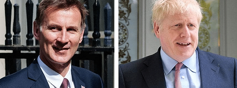 Tactical voting claims over Johnson and Hunt win