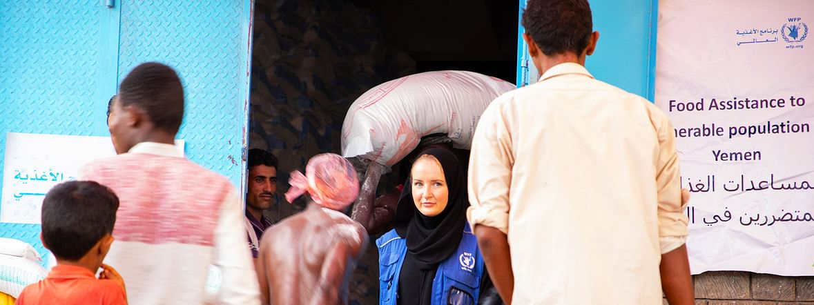 WFP accesses Yemeni frontline district for first time