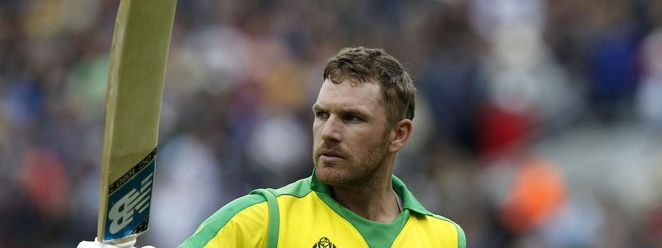 Aaron Finch powers Australia to 334/7 against Sri Lanka