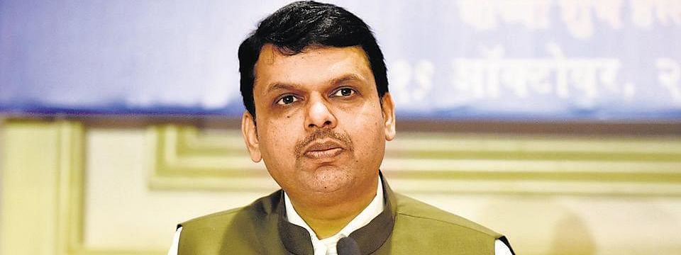 Take action against IAS officer, Congress tells Fadnavis