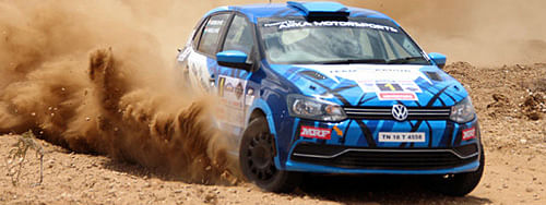 Snap Racing aims for podium finish in FMSCI Indian National Rally Championship