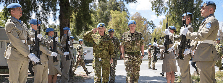 Peacekeeping commanders gather at UN HQ