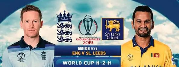 WC: Sri Lanka to face upbeat England