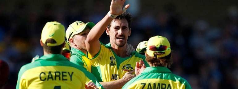 World Cup: Aaron Finch and co register 15-run win