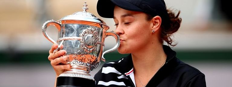 French Open: Barty wins first Grand Slam singles title