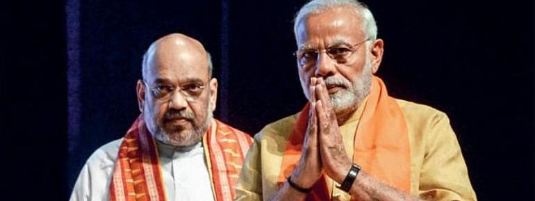 PM Modi, Shah pay homage to anti-Emergency leaders