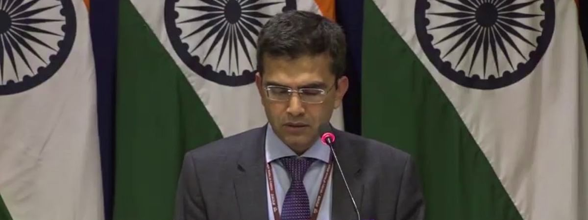 Global meet on terror proposed by PM Modi found 'resonance': MEA