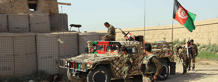 Afghan forces kill 70 Taliban militants in past 5 days