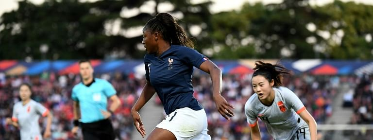 Women's World Cup:  China lose to France 2-1 in warm up