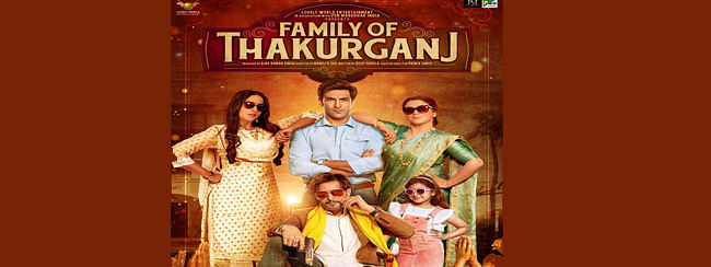 Makers release first look poster of 'Family of Thakurganj'