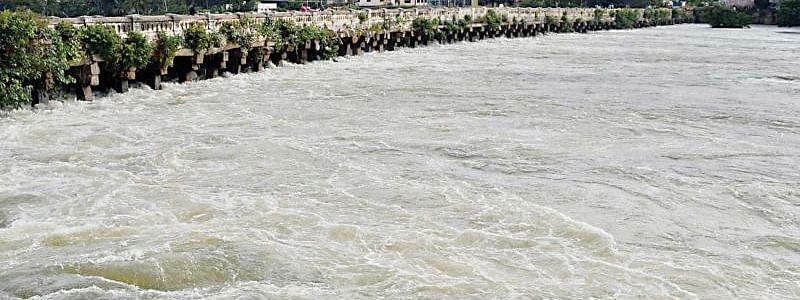 Karnataka to release 40 t.m.c.ft Cauvery water to TN