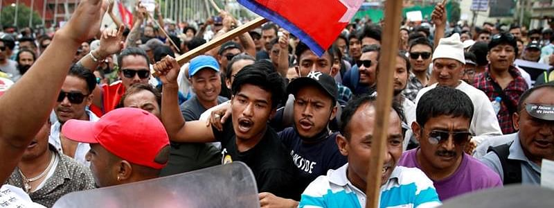 Thousands protest against Guthi Bill in Nepal