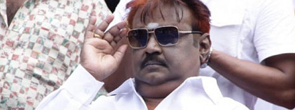 Loan default: IOB to auction Vijayakanth's properties