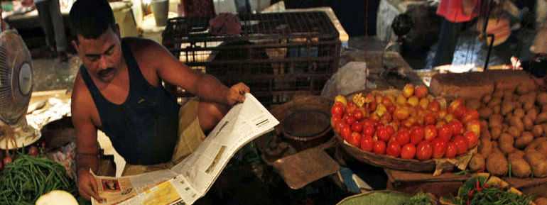 Retail inflation rate rises to 3.05 pc